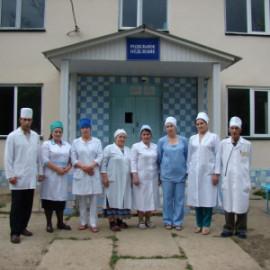 Родильно-гинекологическое отделение